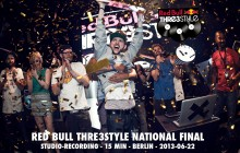 Red Bull Thre3Style Winning Set - National Final Germany 2013
