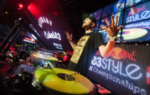 full set Red Bull Thre3Style World Finals 2013